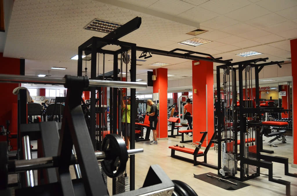 fitness gimnasio wellness en alcal de henares
